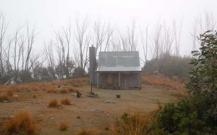 Westons Hut – Day One